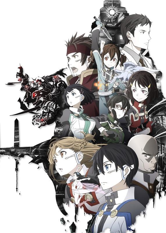 Мастера меча онлайн Фильм / Мастера меча онлайн Порядковый ранг / Sword Art Online Movie Ordinal Scale
