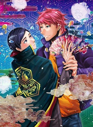 постер аниме Kono Danshi, Mahou ga Oshigoto Desu.