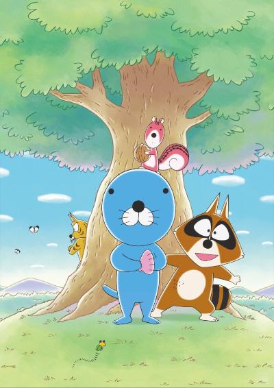 постер аниме Bonobono (2016)