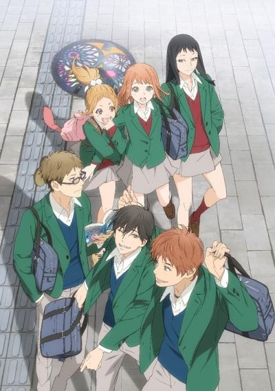 постер аниме Orange