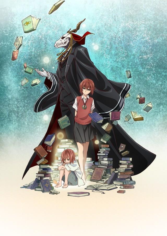 Смотреть Невеста чародея (OVA) [3 из 3] онлайн