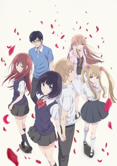 Kuzu no Honkai — трейлер по первым четырём сериям