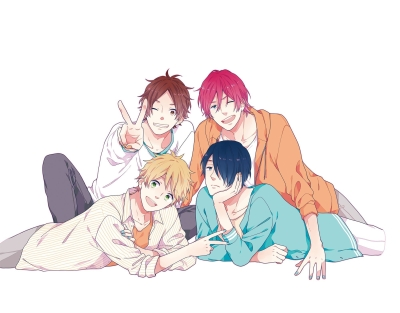 постер аниме Niji-iro Days OVA