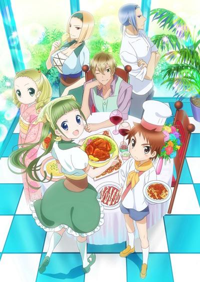 Вкусно! Моя итальянская кухня / Piace: Watashi no Italian [2017] (1-12 из 12)