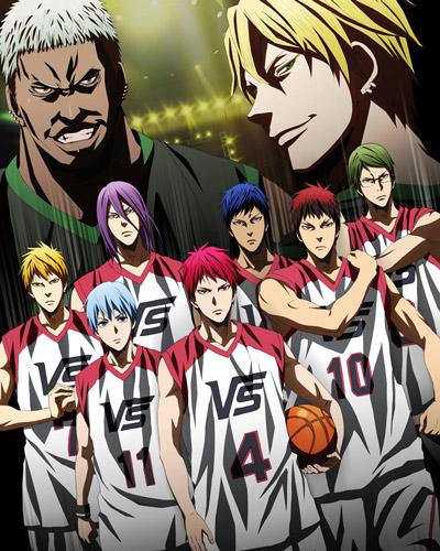 Смотреть Баскетбол Куроко (фильм) онлайн