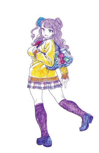 постер аниме Ответь мне, Галко! OVA