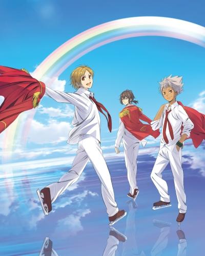 постер аниме King of Prism: Pride the Hero