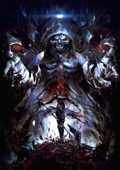 постер аниме Повелитель (компиляция)