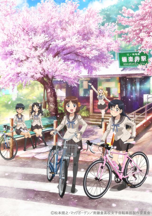 Смотреть Девичий велоклуб Минами Камакуры [06 из 12] онлайн