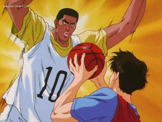 Коронный бросок / Slam Dunk / 1993 / DVDRip