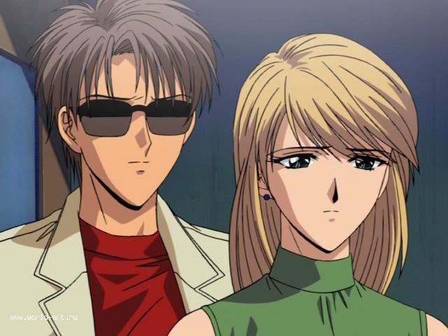 Таинственная игра OVA-3