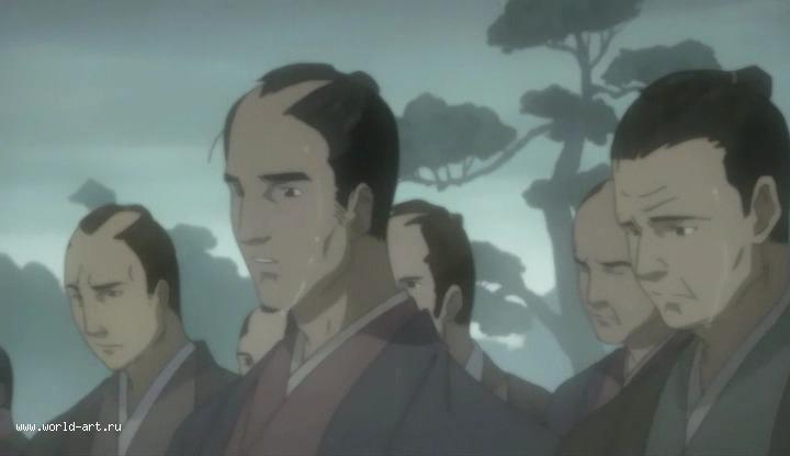 Борьба за власть времён бакумацу - никто не вечен
