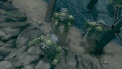 Бронированные воины Вотомы OVA-5 / Armored Trooper Votoms: Pailsen<br> Files OVA