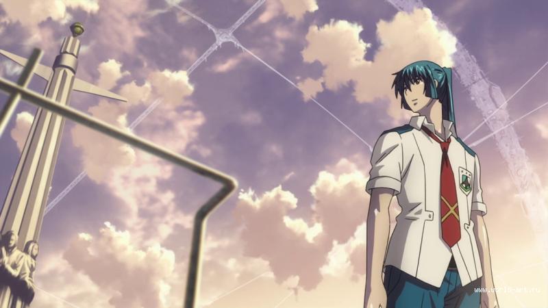 Полнометражное японское аниме