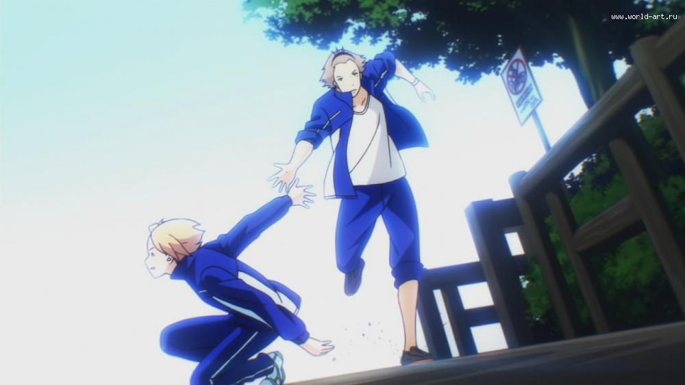 аниме смотреть онлайн принц страйда