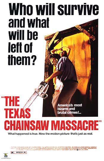 Техасская резня бензопилой / movie Texas Chain Saw Massacre, The