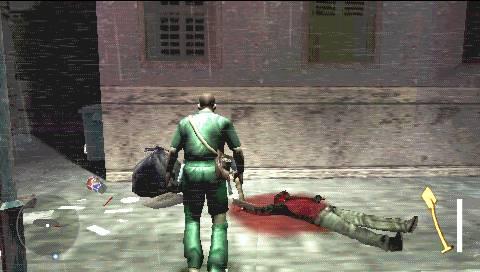 Manhunt 2 / PSP / Rus / 2007