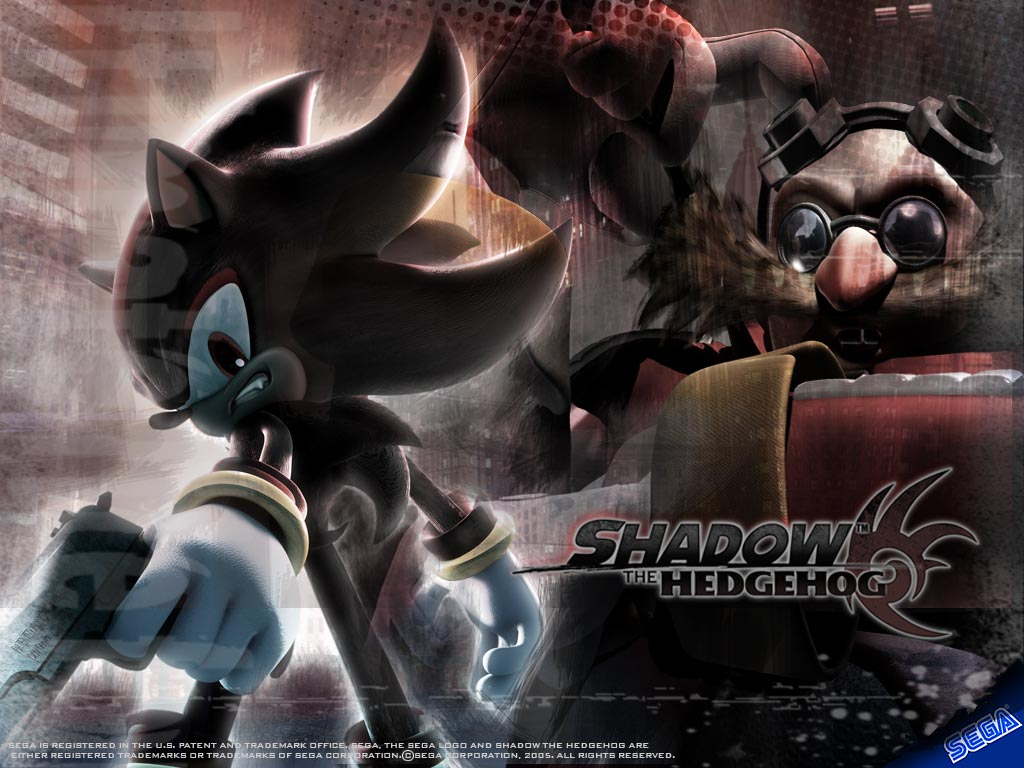 shadow the hedgehog скачать