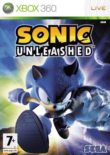 [Xbox 360][GOD] Sonic Unleashed [2008/ENG]