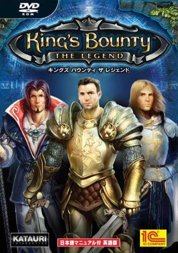 23 сентября 2008. King's Bounty: The Legend - игра жанра РПГ, Стратег