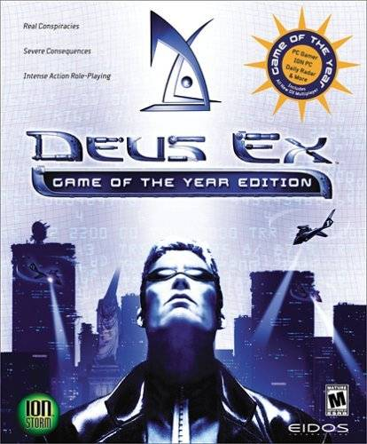 Deus Ex Collection (2000-2003) RePack