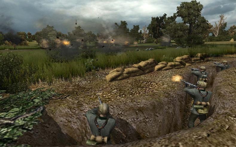 Освобождение Оригинальное название: Order of War Год выпуска: 2009 Жанр: St