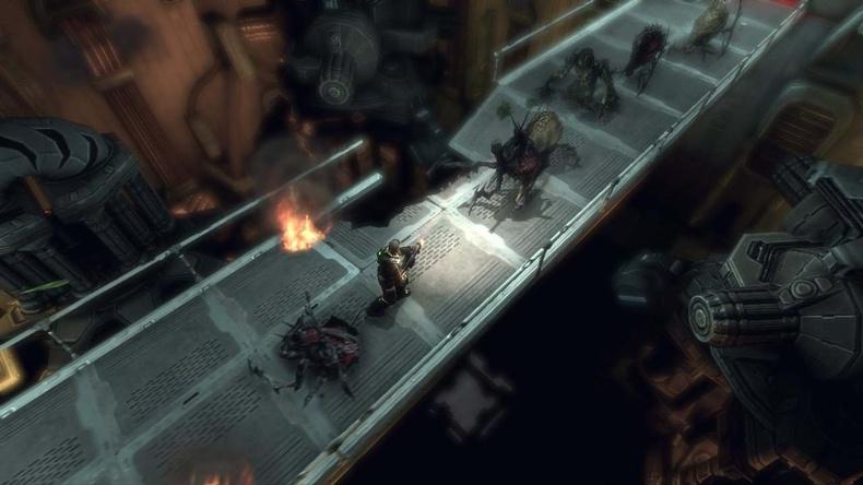 Трилогия Alien Breed (RePack)[2010/GER]