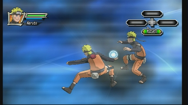 Naruto Dragon Blade Chronicles Wii Iso