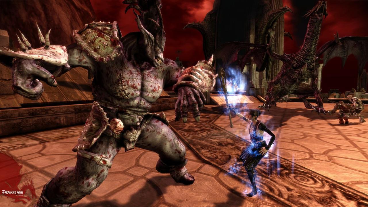 Dragon age origins dlc download ps3