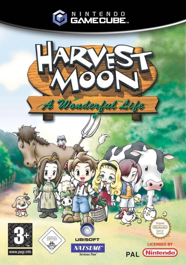 a review of the game harvest moon a wonderful life Download the game guide 'harvest moon:a wonderful life' for harvest moon: a wonderful life on gamecube (gamecube) (51453).