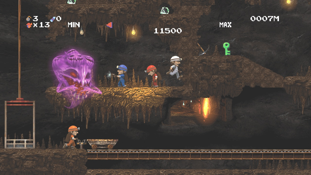 the case of the spelunkers essay