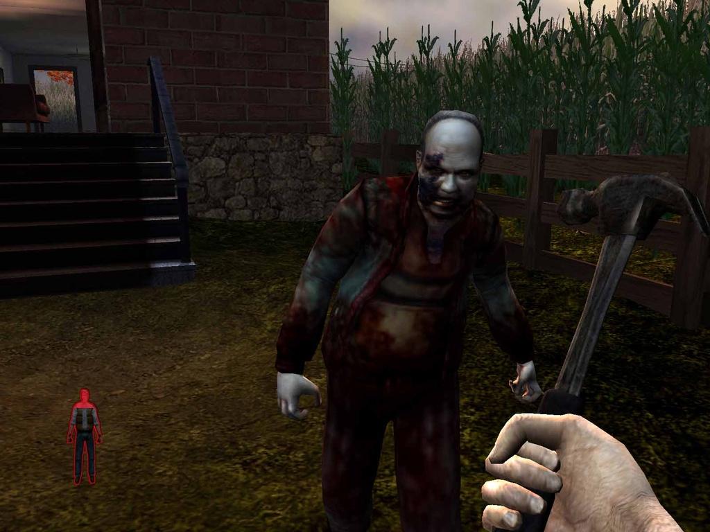 игры на камп про зомби в парке развлечений ЭТАЖИ помогут подобрать