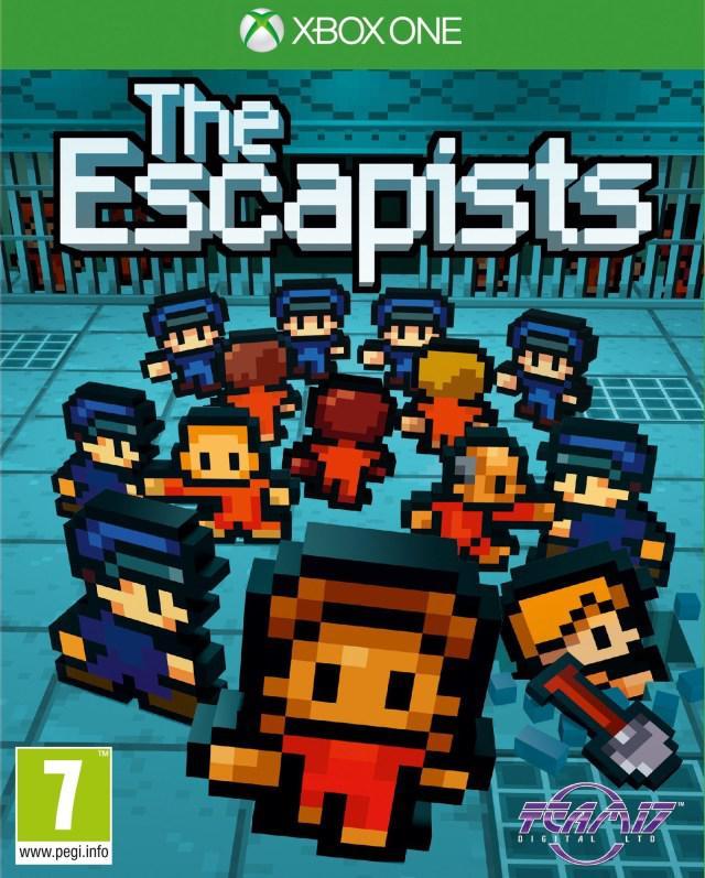 Как плакат the escapists