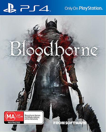 Bloodborne Official Digital Guide on PS4