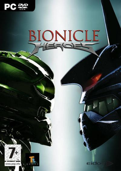 Игра Lego Bionicle Скачать Торрент - фото 11