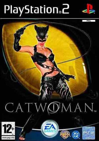 Женщина-кошка | PS2