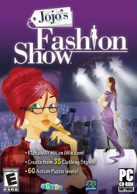 Jojo's Fashion Show.
