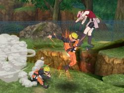 Naruto Shippuden Clash Ninja Revolution 3 (2009/PC/iso/ENG)
