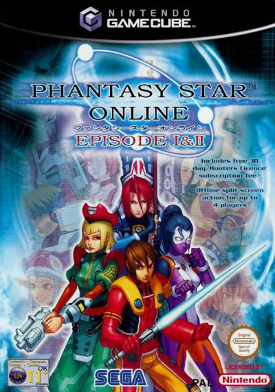 Phantasy Star Online Episode 120