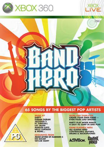 Игра Band Hero для Xbox 360