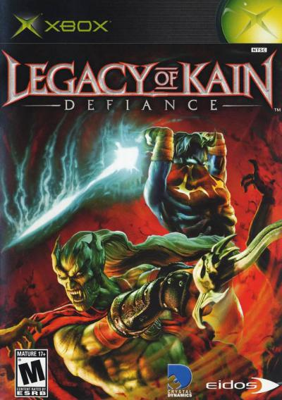 Screens Zimmer 1 angezeig: legacy of kain ps2