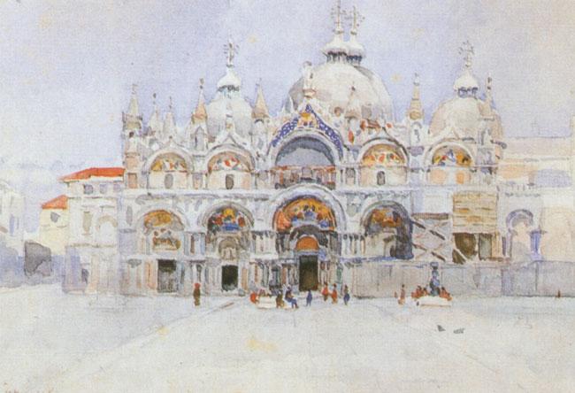Венеция собор св марка 1884