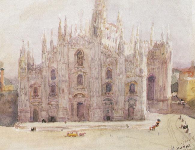 Миланский собор 1884