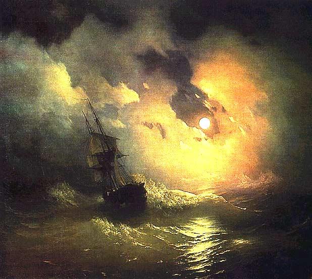 Шторм в ночи 1849