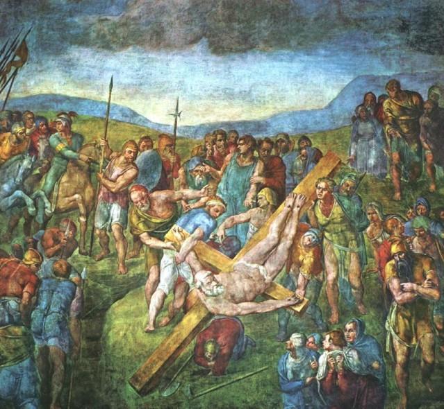 Бенедикт XVI совершил мессу «ad orientem» в отреставрированной Паулинской капелле Ватикана