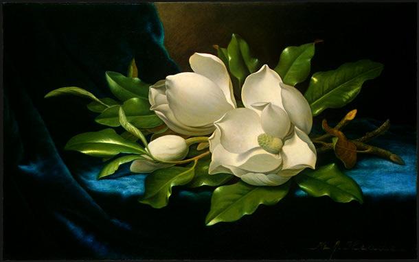 Красивая живопись от художника Martin Johnson Heade люди искусство art живопись автор.