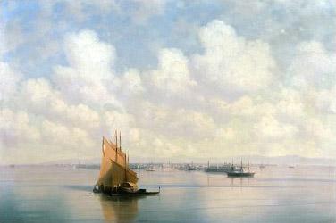 Морской пейзаж 1871